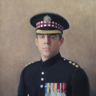 Captain Nick Brandram (Scots Guards)