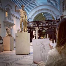 Learn in a London Museum