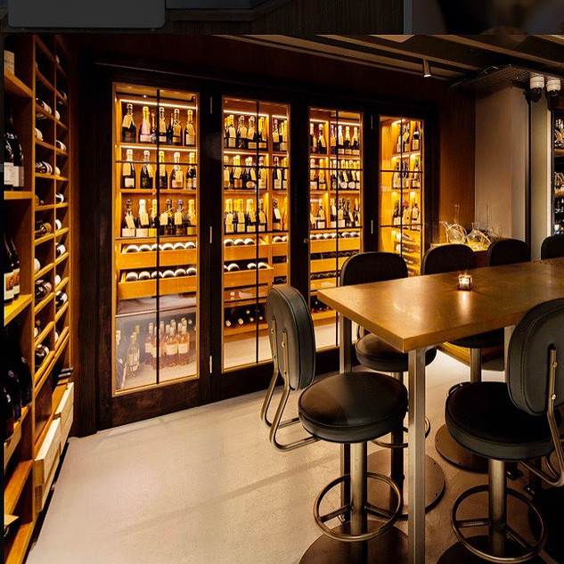 Comptoir Cafe & Wine's Cellar