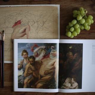 After Van Dyck