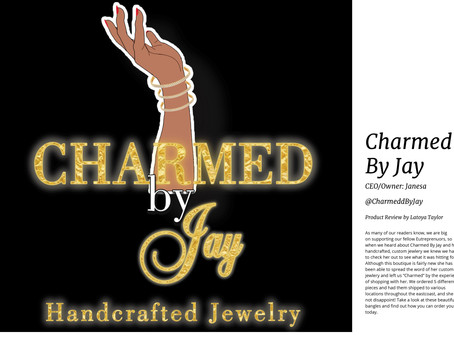 Charmed By Jay: Product Review