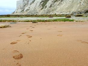 Tiny little footprints