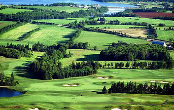 Andersons Creek Golf Course, Cavendish,Prince Edward Island
