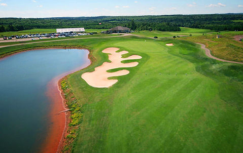 Eagles Glenn Golf Course Vacation Destination
