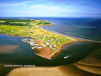 NORTH RUSTICO HARBOUR, P.E.I