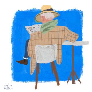 a man with a newspaper.jpg