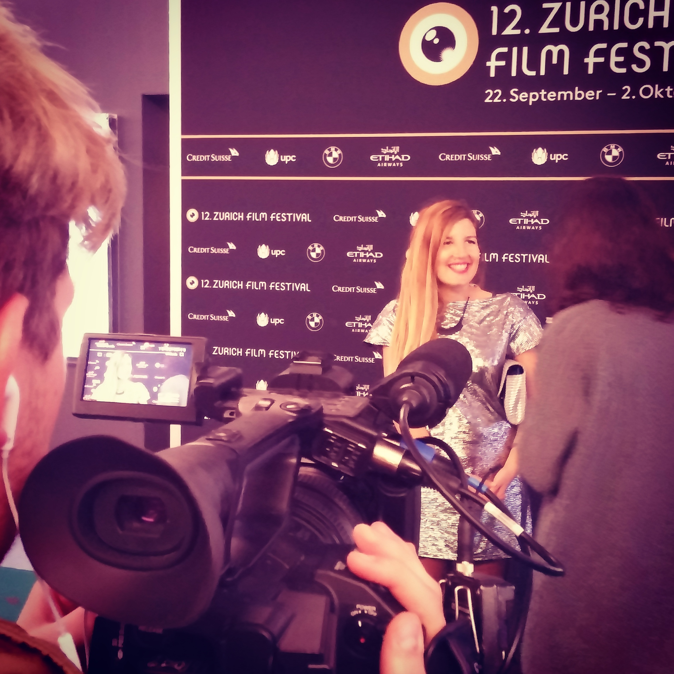 Jury in the Zurich Film Festival