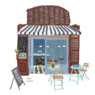 Cafe Biscuiter in Palma De Mallorca