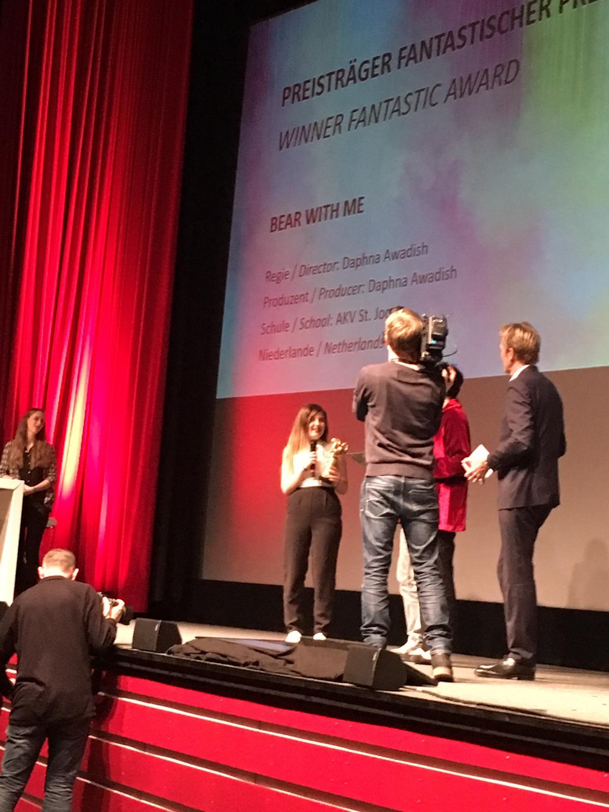 Fantastic Award- ITFS Stuttgart 2019