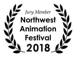 Jury member in Northwest Festival