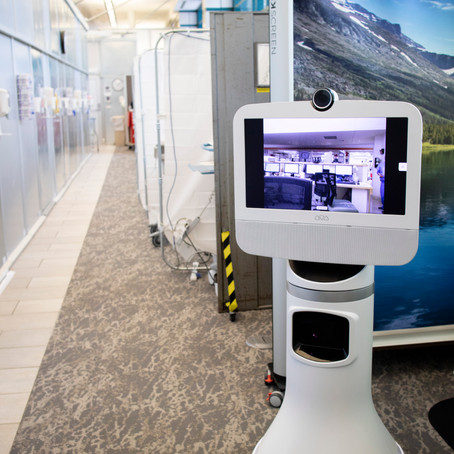 Ava Telepresence: Hospital Emergency Department Transformation