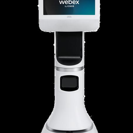 Ava Telepresence Mobilizes the New Webex for Hybrid Work