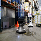Ava Partners with MIT CSAIL on Disinfecting Robot for the Greater Boston Food Bank