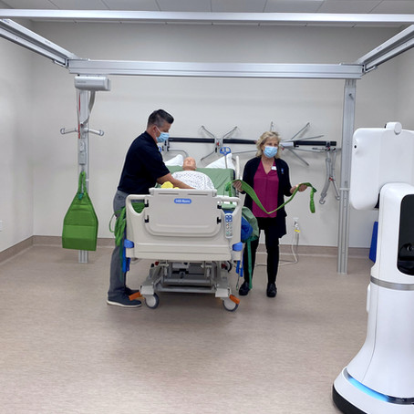 Telepresence Robots in Healthcare: Advancing Education with Mobile TeleSimulation