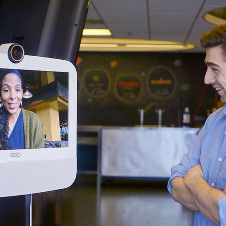 Telepresence Robots for Hybrid Hiring & Recruiting