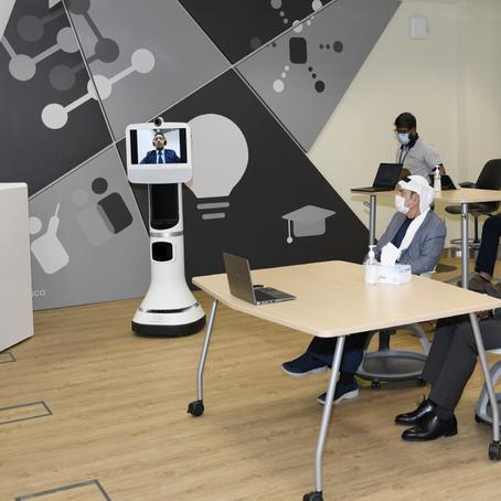Ava + Webex Design The Classroom of the Future