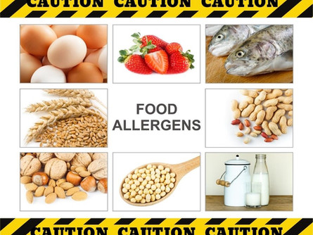 Food Allergies during COVID-19