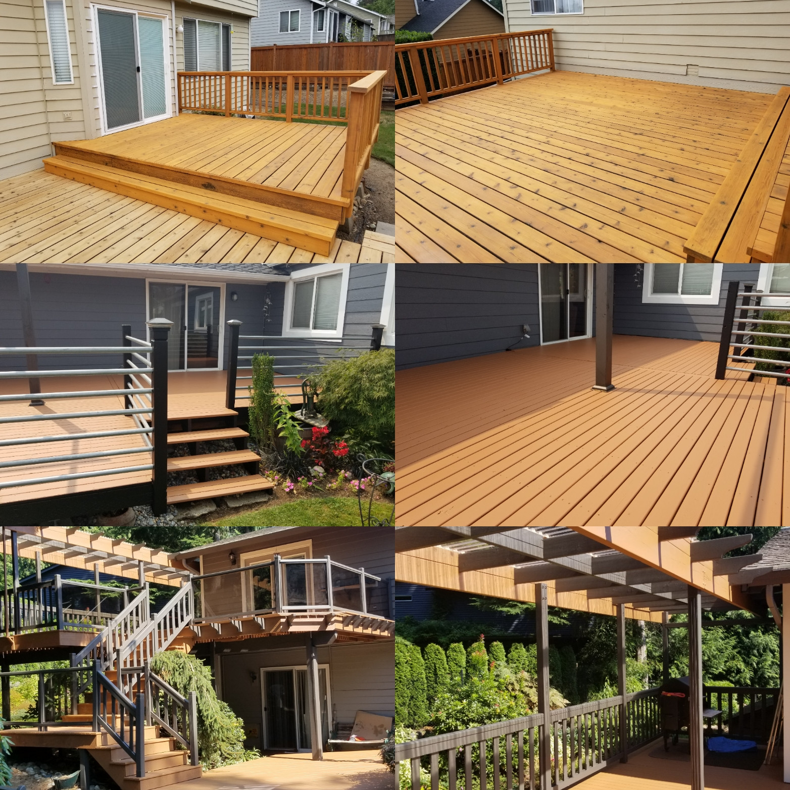 Deck Painting/Staining
