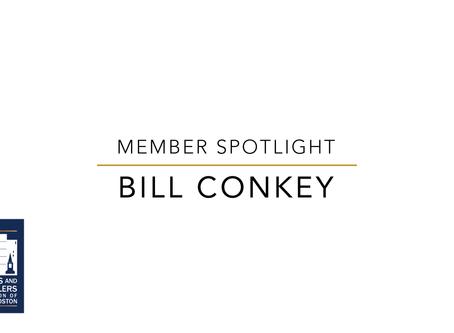 Member Spotlight: Bill Conkey