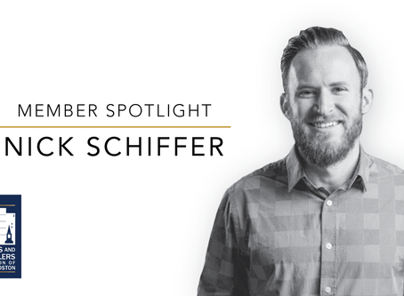 Member Spotlight: Nick Schiffer