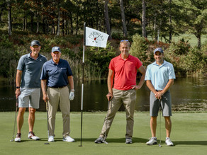 BRAGB Hosts Annual Golf Outing at Pinehills Golf Club