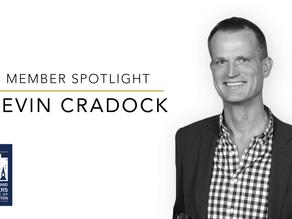 Member Spotlight: Kevin Cradock