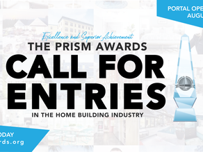 Call for Entries: 2020 PRISM Awards