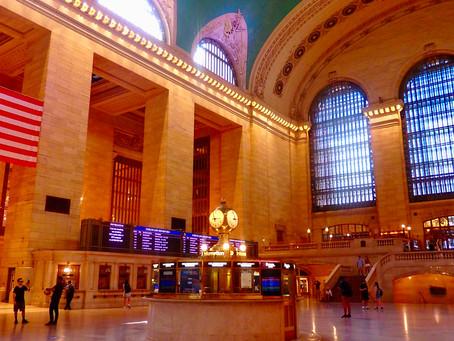 NY市は経済再開reopenがPhase4へ移行しました!(その1・グランドセントラル駅)