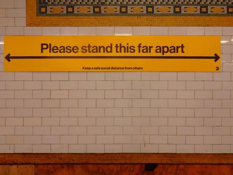 約3ヶ月ぶりに地下鉄に乗りました(2)