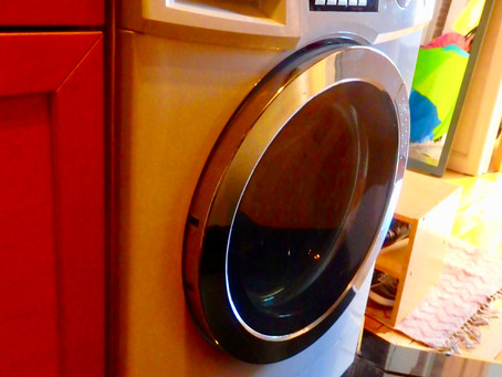 NYの洗濯事情。