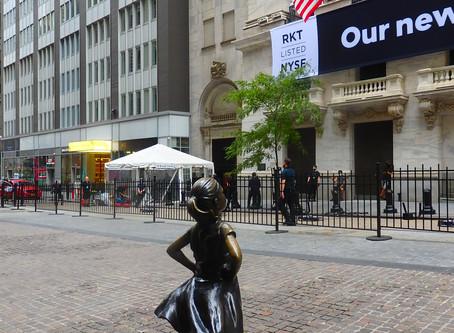 世界の経済の中心 Wall Street