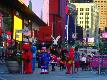 NY市はPhase3に移行しました!(その2)