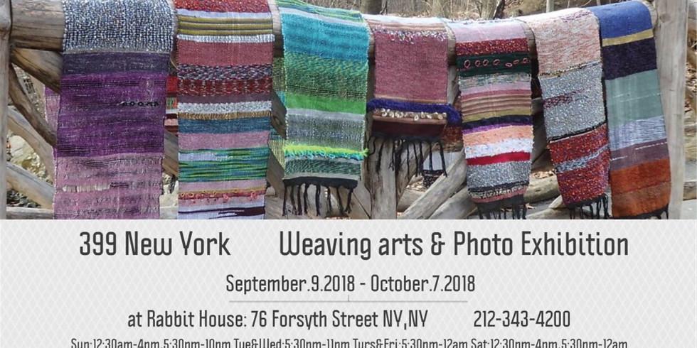 399 New York Weaving Arts& Photo Exhibition 2018