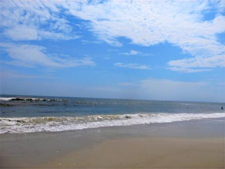 Rockaway Beachに行ってきました!(その1)
