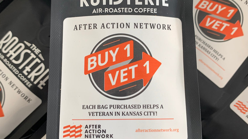 After Action Reveille Coffee