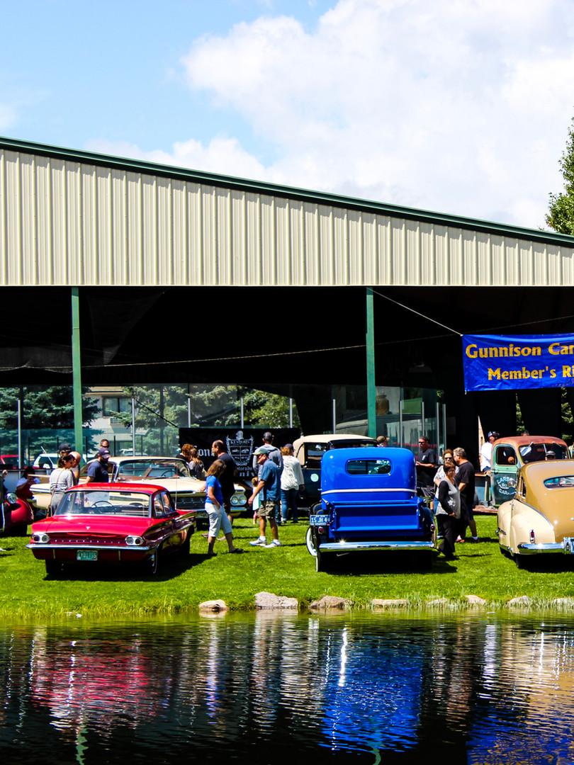 Gunnison Car Show 2018