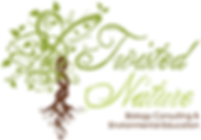 Twisted Nature Biology Consulting & Environmental Education Logo