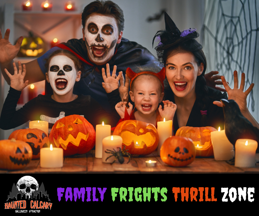 Family Frights Thrill Zone- 1