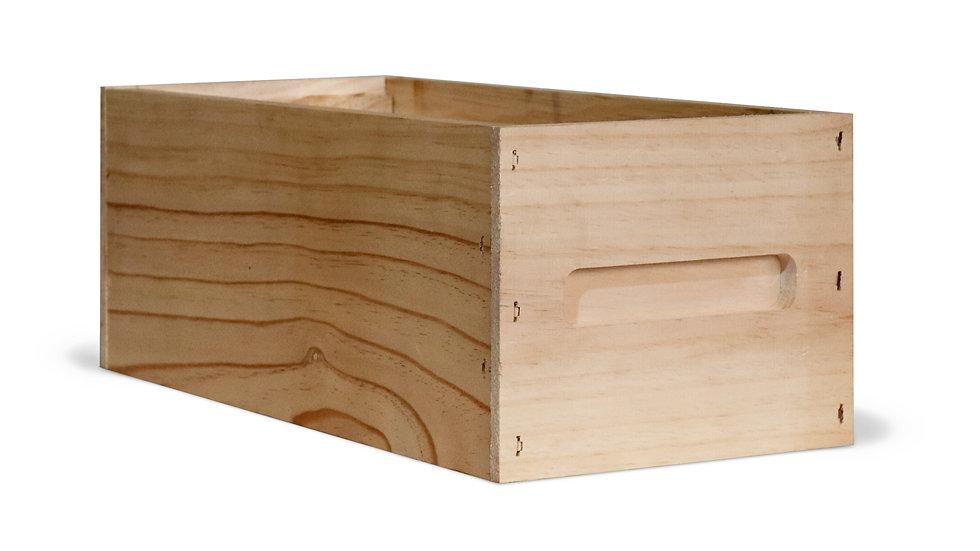 5 Frame 3/4 Depth NUC Box - Assembled