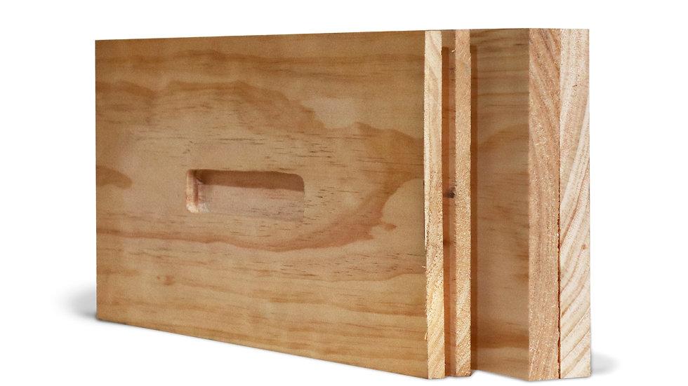 3/4 Depth Bee Box - Unassembled