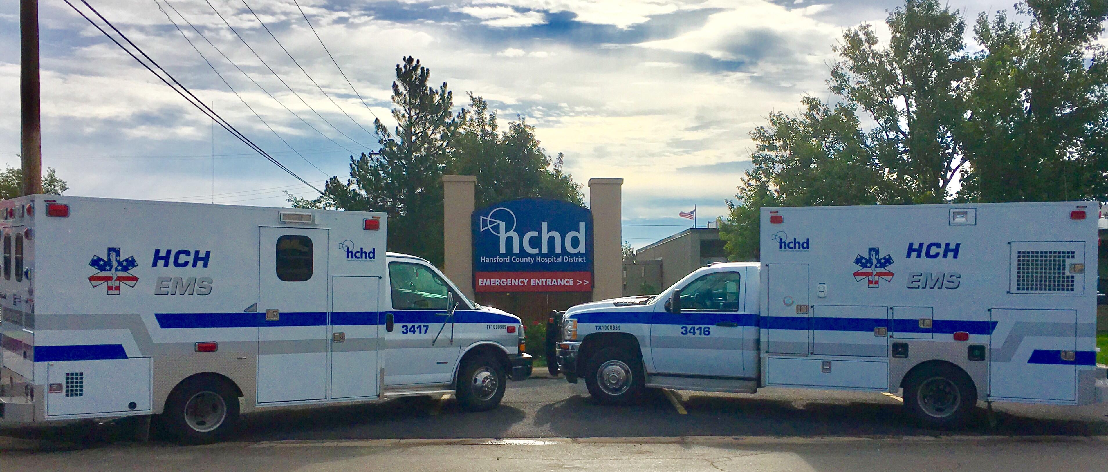 HCHD EMS