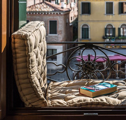 Our apartment in Venice