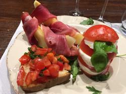 chef's wine pairing dinner