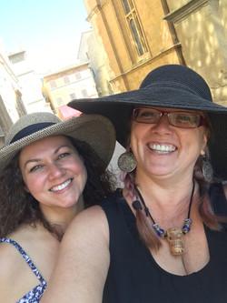 Ann Marie and Robin