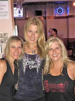 Jenny, Cheri & Steph.
