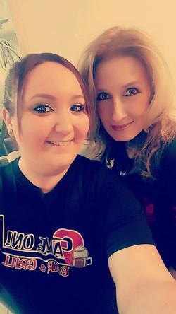 Joanna & Cheri