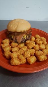 Campfire Burger