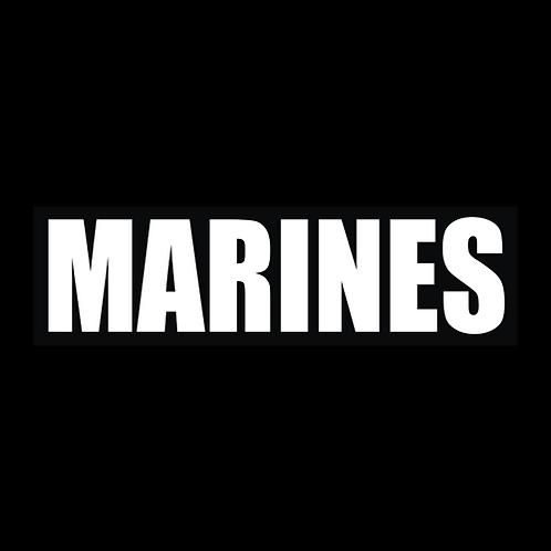 Marines - Wording (M37)