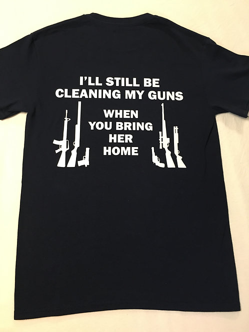 Dad, Gun Cleaning Expert - Shirt
