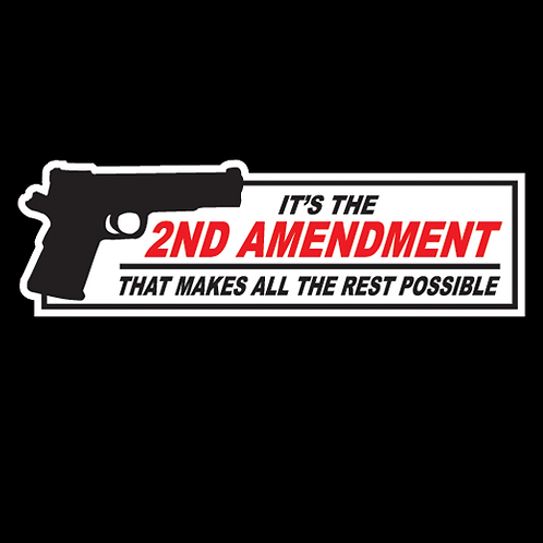 2nd Amendment Makes The Rest Possible (G143)